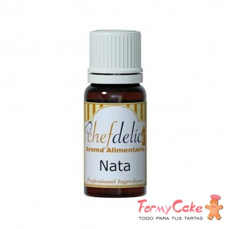 Aroma de Nata 10ml Chef Delice
