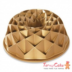 Nordic Ware Jubilee Gold