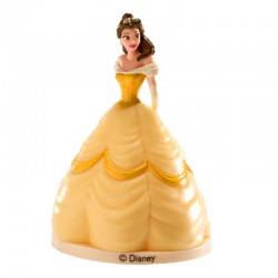 Figura Princesa Bella Dekora 8cm