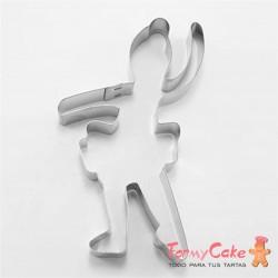 Cortante Bailarina 11cm Cutter