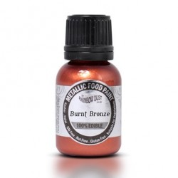 Pintura Metalizada Burnt Bronze Rainbow Dust 20ml