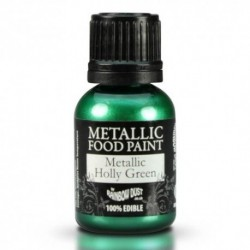 Pintura Metalizada Holly Green Rainbow Dust 20ml