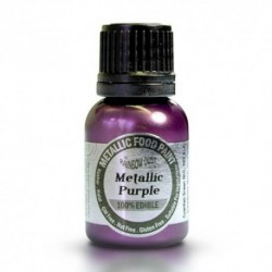 Pintura Metalizada Purple Rainbow Dust 20ml
