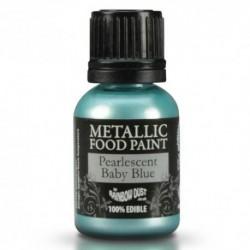 Pintura Metalizada Pearlescent Baby Blue RD 20ml