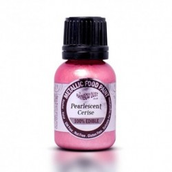 Pintura Metalizada Pearlescent Cerise Rainbow Dust 20ml