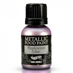 Pintura Metalizada Pearlescent Lilac Rainbow Dust, 25ml
