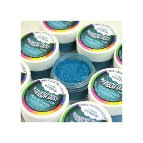 Colorante en Polvo Peacock Blue Rainbow Dust 2gr