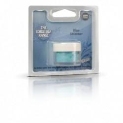 Nacarado Blue Shimmer Rainbow Dust 3gr