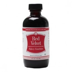 Emulsión Red Velvet 118ml Lorann