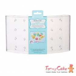 Stand Expositor Acrílico Para Cake Pops Kitchen Craft