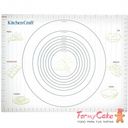 Base Antiadherente Para Amasar 61x43cm Kitchen Craft