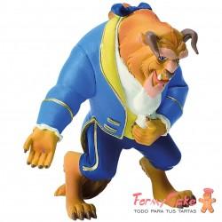 Figura Bestia La Bella Y La Bestia Disney 10cm