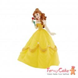 Figura Bella La Bella Y La Bestia Disney 10cm
