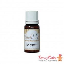 Aroma de Menta 10ml Chef Delice
