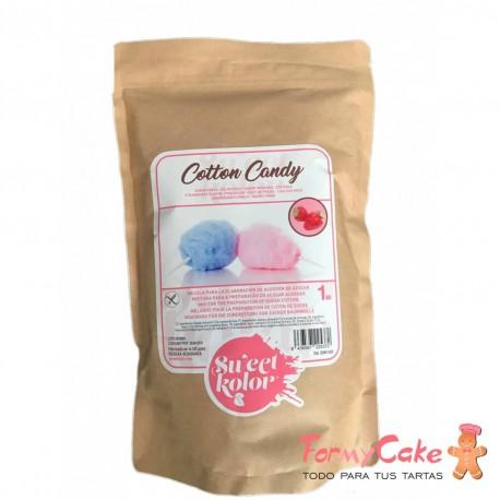Algodón De Azúcar rosa Sabor Frutos Rojos 1kg Sweet kolor