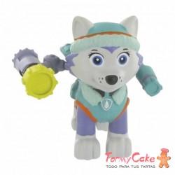 Figura Everest, Patrulla Canina, 5cm