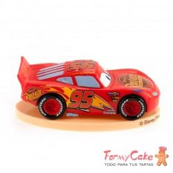 Figura Rayo Mcqueen, Cars, 8cm Dekora