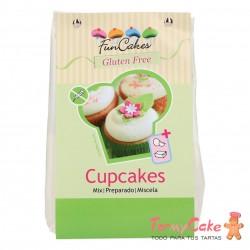 Mezcla Cupcakes 500g Sin Gluten Funcakes