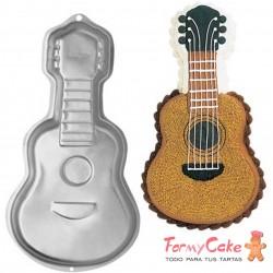 Molde Aluminio De Guitarra Wilton