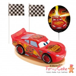 Kit Disney Decoración Cars Dekora