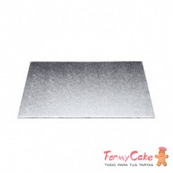 Base Rectangular para Tartas 3mm, 30x25cm FormyCake