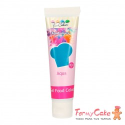 Colorante Gel Aqua 30g Funcakes