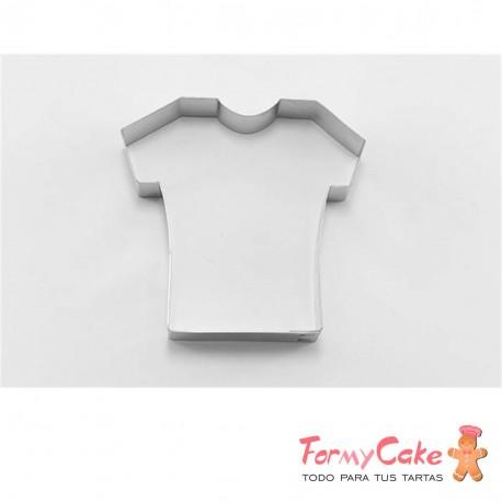 Cortante Camiseta Manga Corta 8cm Cutter