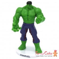 Figura Hulk Avengers 9cm Dekora