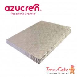 Base Rectangular para Tartas 30x40cm Azucren