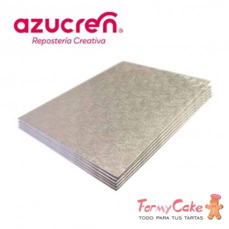 Base Rectangular para Tartas 35x25cm Azucren