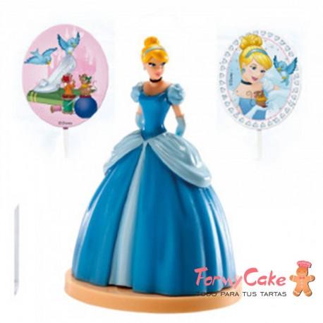 Kit Disney Decoración Frozen Dekora