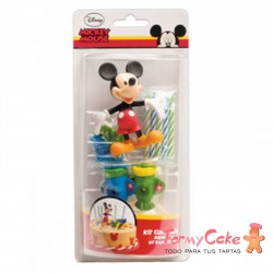 Kit Mickey Mouse, Dekora