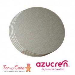 Base Redonda para Tartas 25 cm Azucren