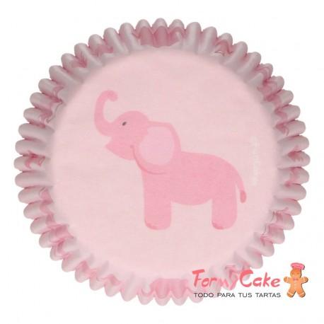 Cápsulas para Hornear Baby Girl 48ud. Funcakes