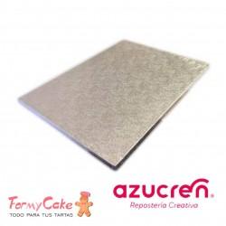 Base Rectangular para Tartas Gruesa 40x50cm Azucren