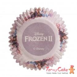 Cápsulas Frozen 2, 25ud Dekora