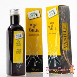 Extracto Natural De Vainilla Bourbon Con Semillas, 75ml EuroVanille
