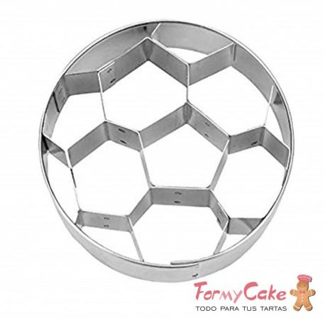 Cortante Balón De Futbol 6cm Stadter