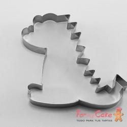Cortante Dragón De Perfil 10cm Cutter