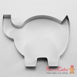 Cortante Elefante Hucha 10cm Cutter