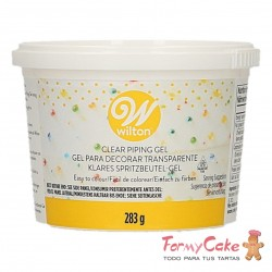 Piping Gel Clear 283g. Wilton