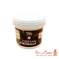 Crema De Chocolate Nutavela ( Chocolate Negro) 300gr