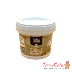 Crema De Chocolate Blanco300gr