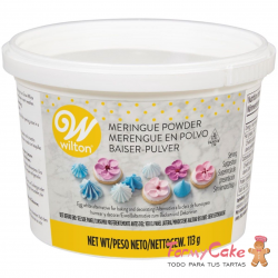 Wilton Merengue Polvo 113g