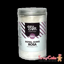 Royal Icing Rosa perlado 150gr Azucren