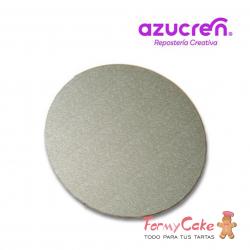 Base Redonda para Tartas 15cm/3mm Azucren