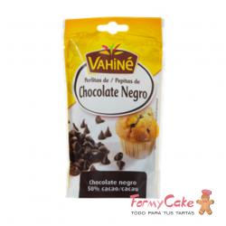 Pepitas Chocolate Negro 100gr Vahine