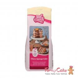 Mezcla Bizcocho Chocolate 1Kg Funcakes