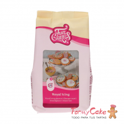 Royal Icing 450gr Funcakes