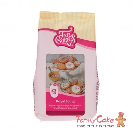 Royal Icing 450gr Funcakes